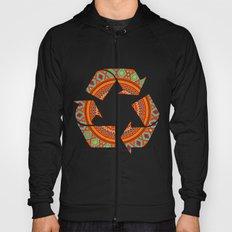 Mandala Aztec Pattern Hoody