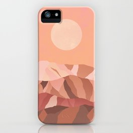 Hanna KL x Pearl Charles iPhone Case
