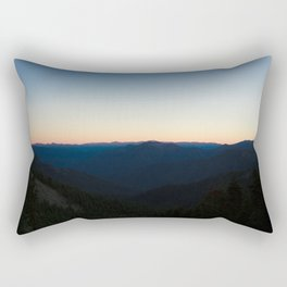 California Sunset Rectangular Pillow