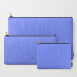 Periwinkle Blue Carry-All Pouch