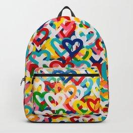 Rain Hearts 4 Backpack