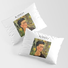 Kahlo - Self-Portrait with Bonito Pillow Sham