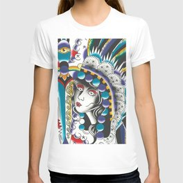 Space Women  T-shirt
