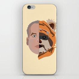 EWOK / Warwick Davis iPhone Skin