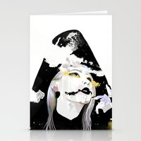 2ne1 Stationery Cards featuring CL by Jack Kennedy