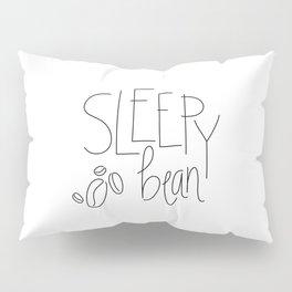 Sleepy Bean Pillow Sham