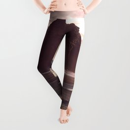 Cannon Beach Sunset Leggings
