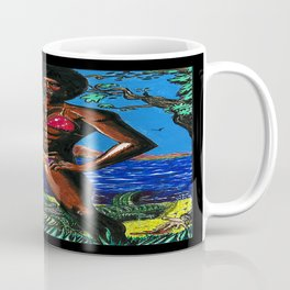 Bad Girls of Motion Pictures #4 - Agent Rosie Carver Coffee Mug