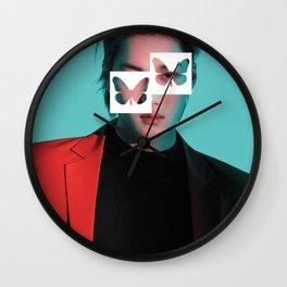 Sophisticated Slips | Kai Wall Clock