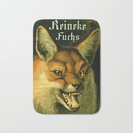 Reynard the Fox Bath Mat