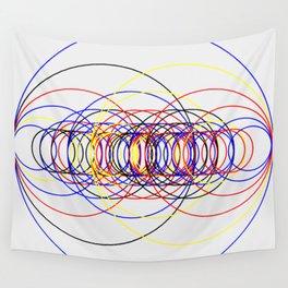 Circle Splendor 8.4 Wall Tapestry