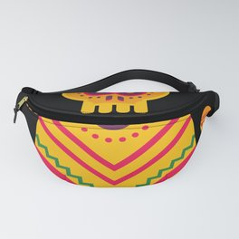Cinco De Mayo No Time to Siesta It's Time to Fiesta Fanny Pack