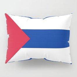 Flag of Cuba ★ Pillow Sham