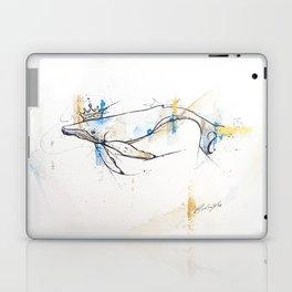 Litte Royals Series - King Whale  Laptop & iPad Skin
