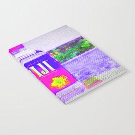 Fiji Water Notebook
