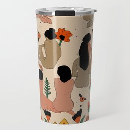 Got Your Back II Travel Mug