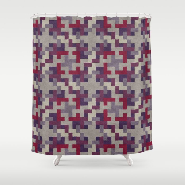 Blue Ridge Comforts 09 Shower Curtain