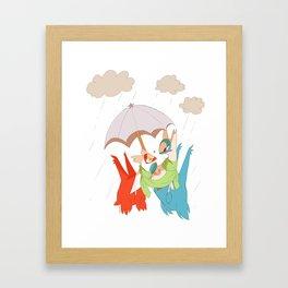 Lati Lovin Framed Art Print