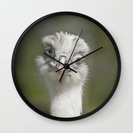 Adorable Flirt Wall Clock