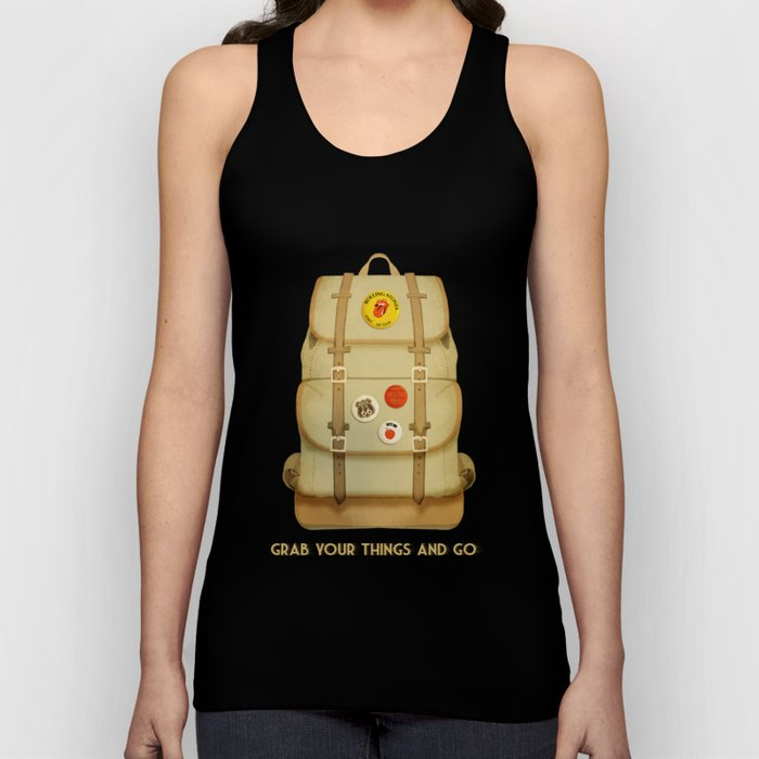 PACK AND GO Unisex Tank Top