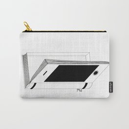 Contemporary reading Carry-All Pouch