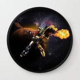 Voltron Wall Clock