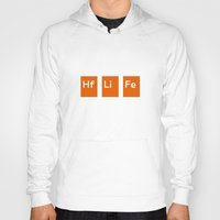 half life Hoodies featuring Half Life 3 confirmed by Owen Langston