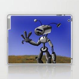 Mr Robo Laptop & iPad Skin