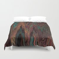 illusion Duvet Covers featuring Illusion by Marianna Shomero