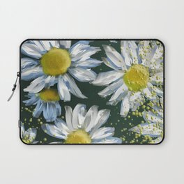 Just Crazy For Daisies Laptop Sleeve