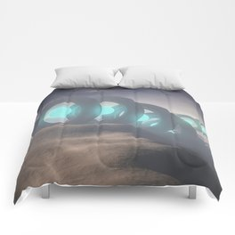 spine charger Comforters