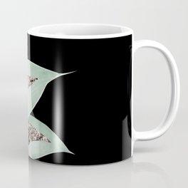 Agave Finesse Glitter Glam #2 #tropical #decor #art #society6 Coffee Mug