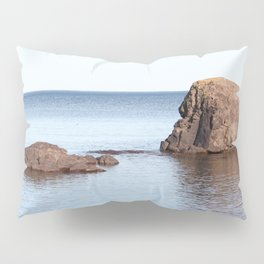 A Calm in Lake Superior Pillow Sham