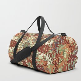 The Earth Moves You Duffle Bag