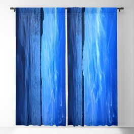 Ionian sea Blackout Curtain