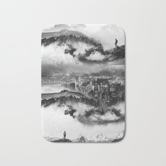 Lost city of Oz Bath Mat