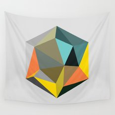 Hex series 1.1 Wall Tapestry