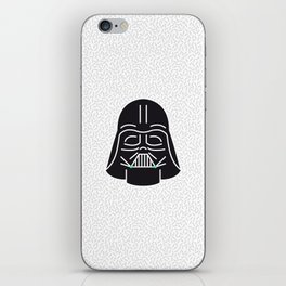 DarthVader iPhone Skin