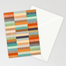 Fall Grandmother's Quilt Stationery Cards