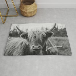 The Highland Cow Rug