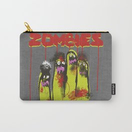 Zombie attack! Carry-All Pouch