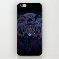 Vampire Jams iPhone & iPod Skin