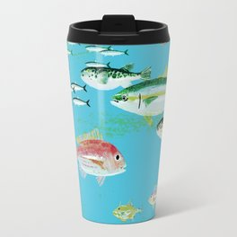 Fish Travel Mug