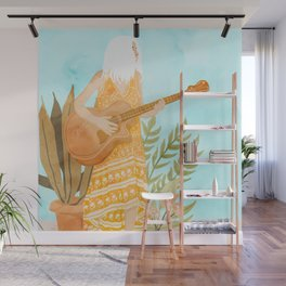 Music Soothes My Soul Wall Mural