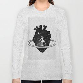 Heart choices. Long Sleeve T-shirt