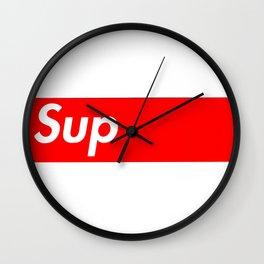 Sup Wall Clock
