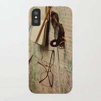 maps iPhone & iPod Cases featuring Maps by Sciuridae