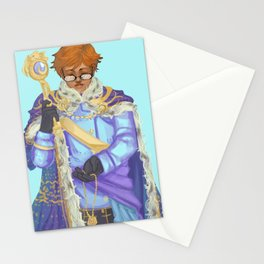 King Lucian Stationery Cards