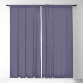 VA Mystical Purple / Metropolis Lilac / Dried Lilacs - Colors of the year 2019 Blackout Curtain