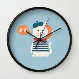 Allo Wall Clock
